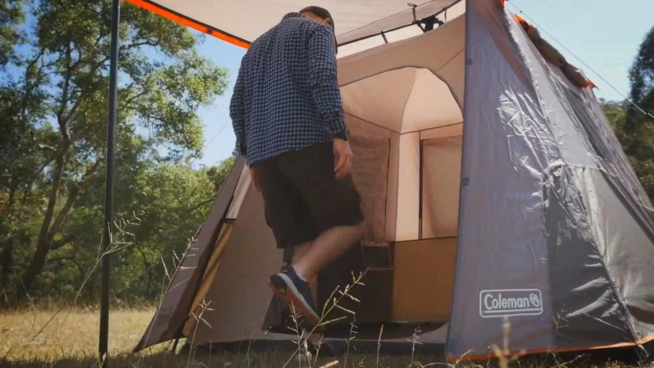 Instant Up 8P Tent - Video