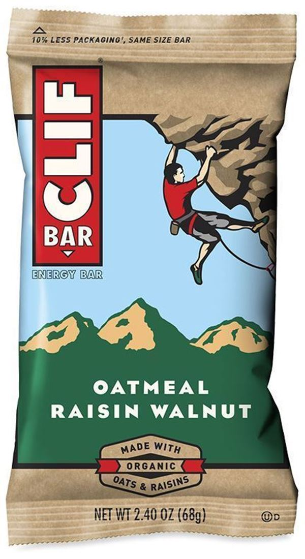 Clif Bar Oatmeal Raisin Walnut Energy Bar