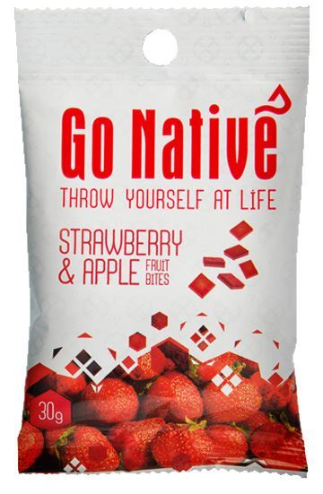 Picture of Go Native Strawberry & Apple Fruit Bites