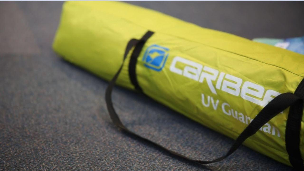 Guardian UV Beach Shelter - Video