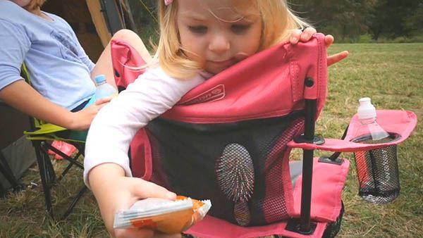 Fyrefly Illumi-Bug Kids Chair - Video