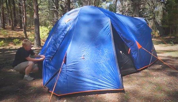 Tanami Delta 6 Tent - Video