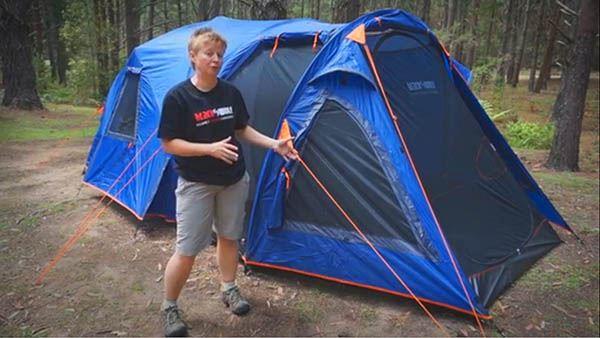 Mojave HV6 Tent - Video