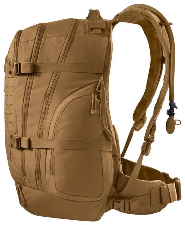 Camelbak Rubicon Military Hydration Pack Side