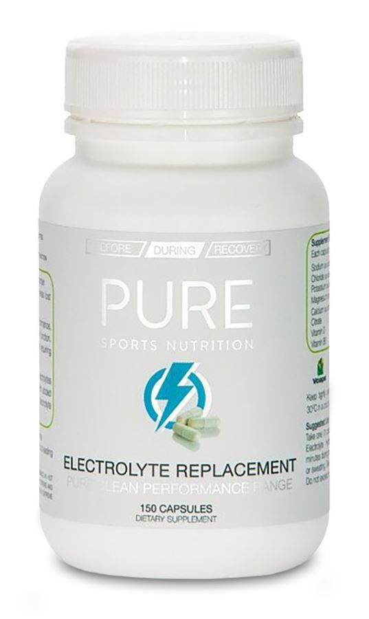 Pure Sports Nutrition Electrolyte Replacement Tabs