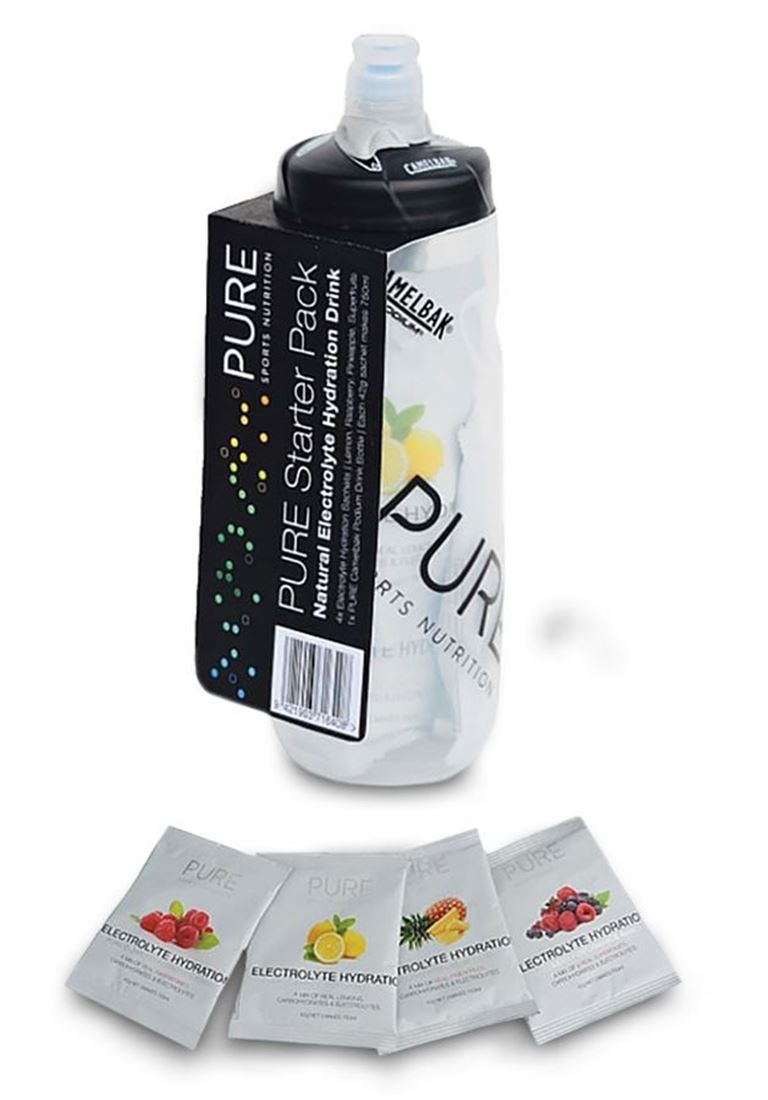 Pure Sports Nutrition Electrolyte Starter Kit