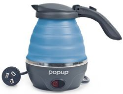 Companion Pop Up Billy Kettle 240V Blue