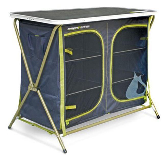 Zempire iCupboard Camp Storage