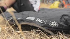 Micro MCII Sleeping Bag (+2°) - Video
