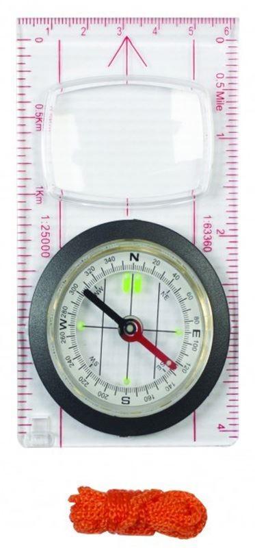 Elemental Orienteering Map Compass