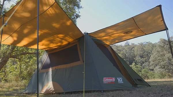 Instant Up 4P Tent - Video