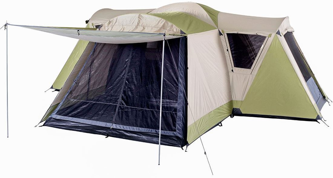 Picture of OZtrail Latitude Family Dome Tent