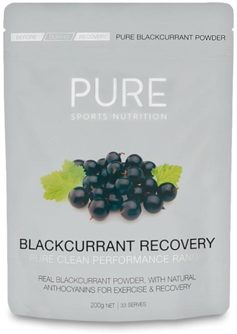 Picture of Pure Sports Nutrition Recovery Powder - Blackcurrant