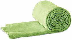 360 Degrees Compact Microfibre Towel Medium Green