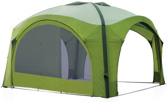 Zempire Aerobase Gazebo Shelter with Wall
