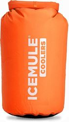 Ice Mule Medium Orange Soft Cooler Bag