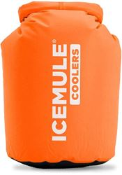 Ice Mule Large Orange Soft Cooler Bag