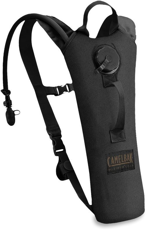 Picture of Thermobak 2L Military Hydration Pack - Black