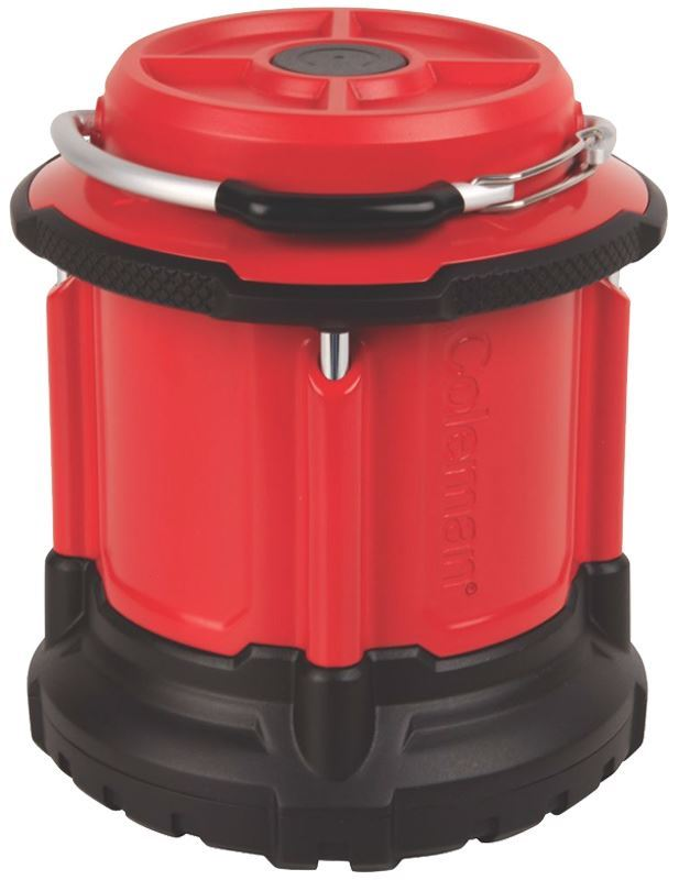 Coleman Vanquish Pack Away 650 Led Battery Lantern Packed