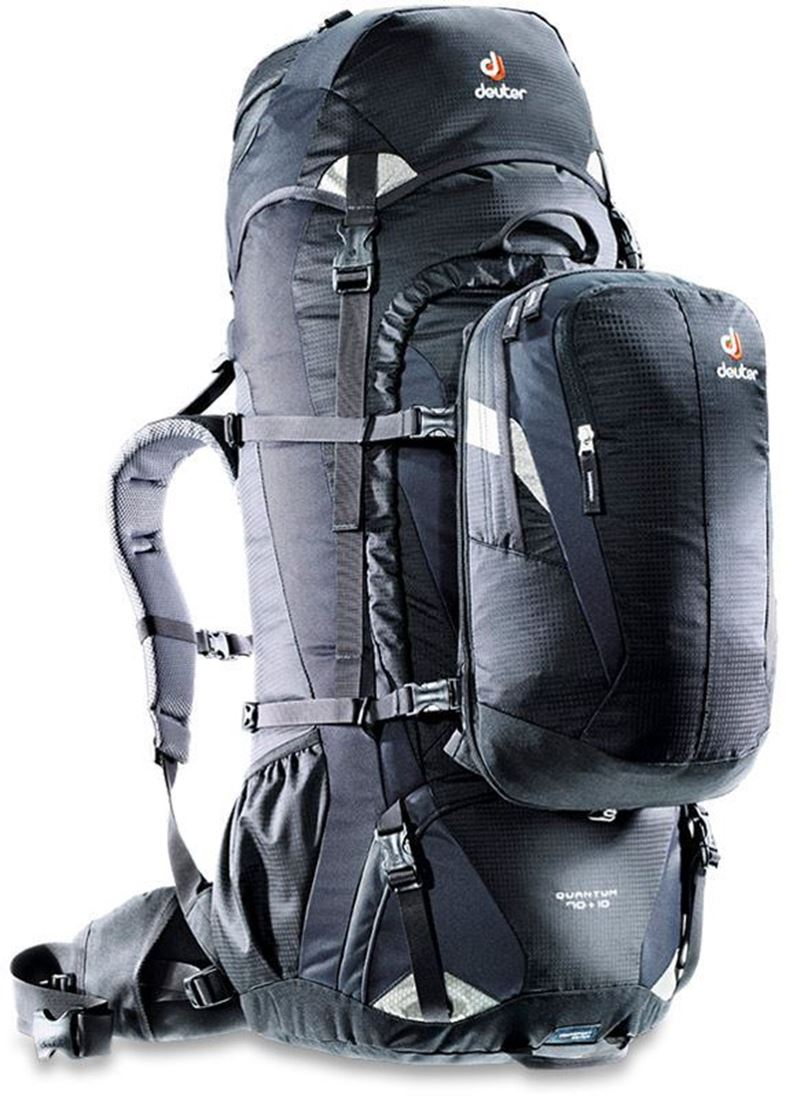Deuter Quantum 70+10 Hybrid Travel Pack