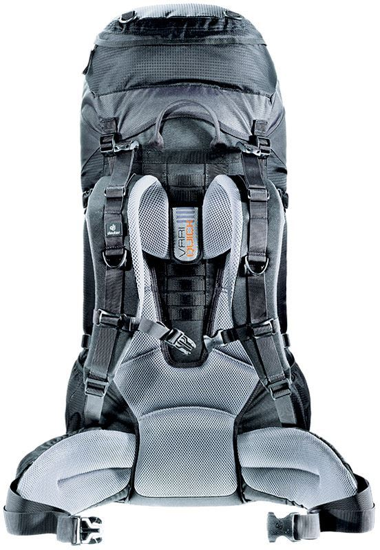 Deuter Quantum 70+10 Hybrid Travel Pack Harness
