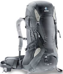 Deuter Futura Pro 36 Hiking Pack Black Granite Black/Granite