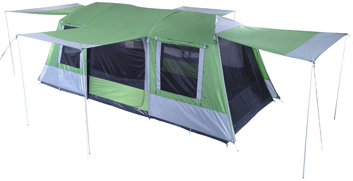 Oztrail Sportiva 9 Dome Tent Awning