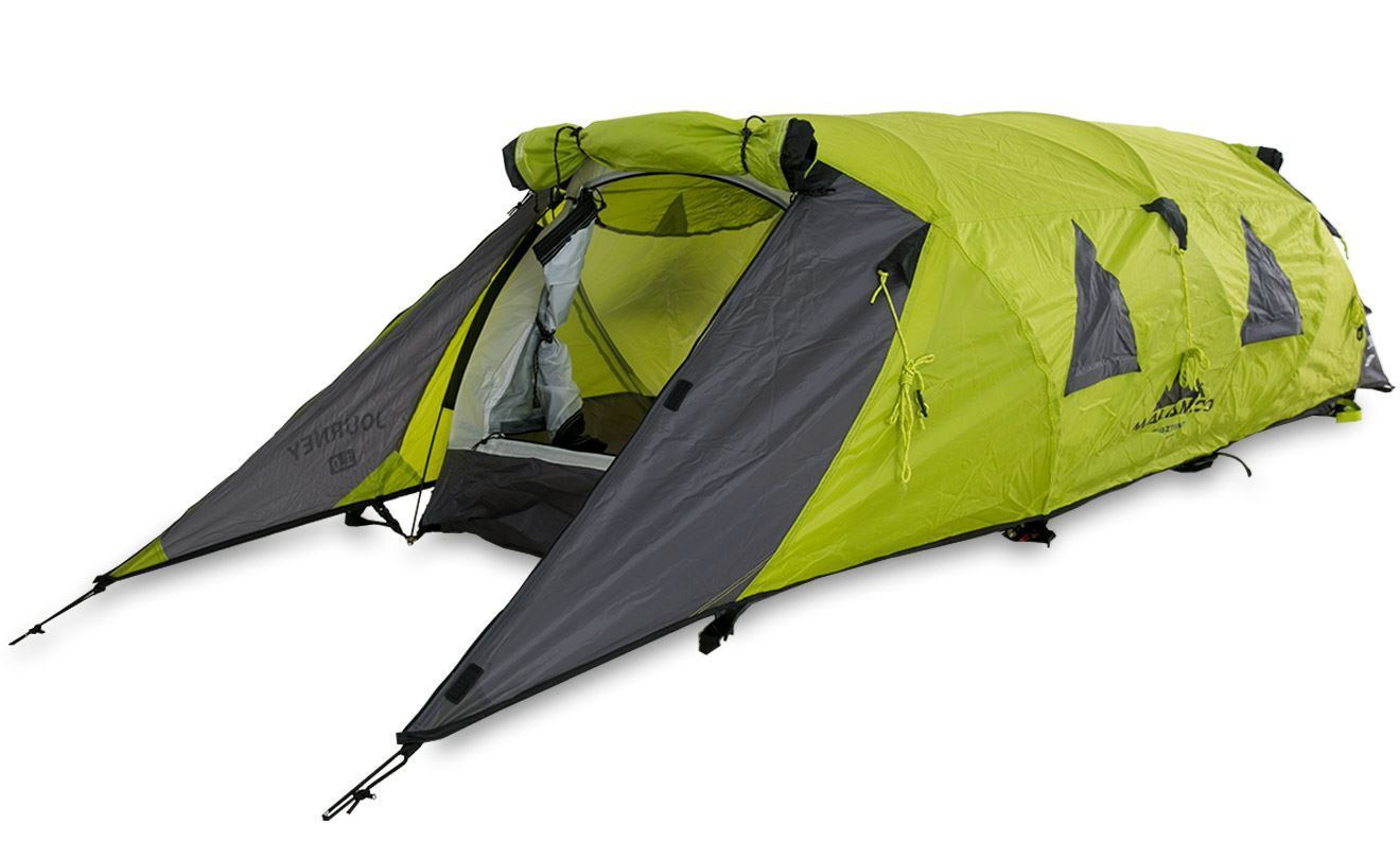 Oztent Malamoo Journey 1.0 Pop Up Tent Inside