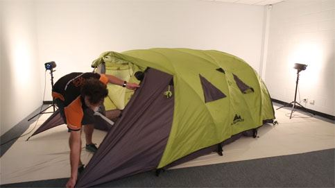 Malamoo Journey 2.0 Pop Up Tent - Video