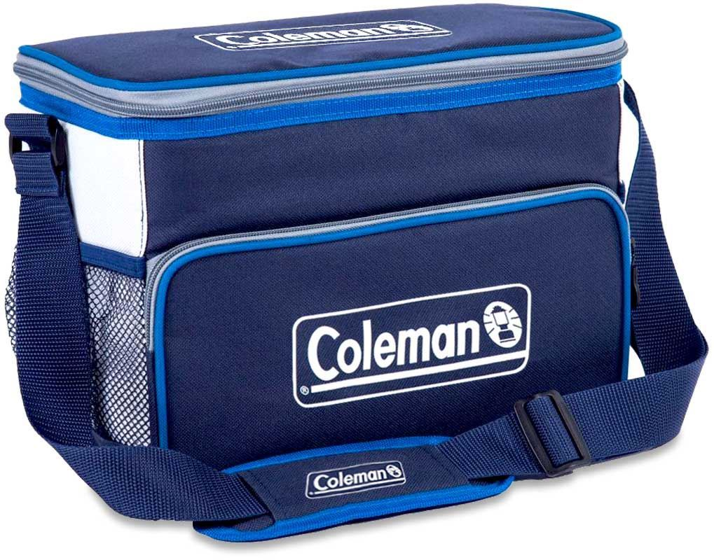 Coleman 12 Can Day Trip Soft Sided Cooler Bag