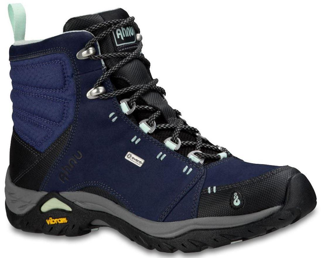 Ahnu Montara Women's Hiking Boot Midnight Blue US8.5