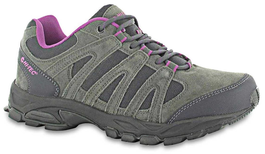Picture of Hi-Tec Alto Low WP Wmn's Shoe