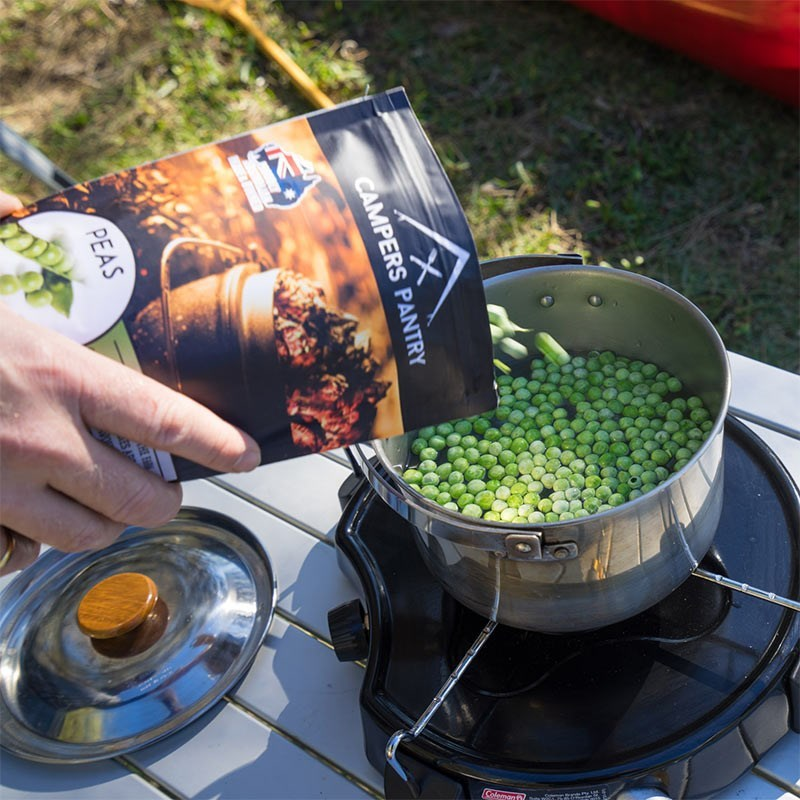 Picture of Campers Pantry Freeze Dried Peas