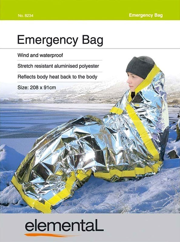 Elemental Emergency Bag