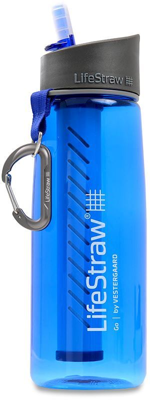 LifeStraw Go Water Bottle & Filters