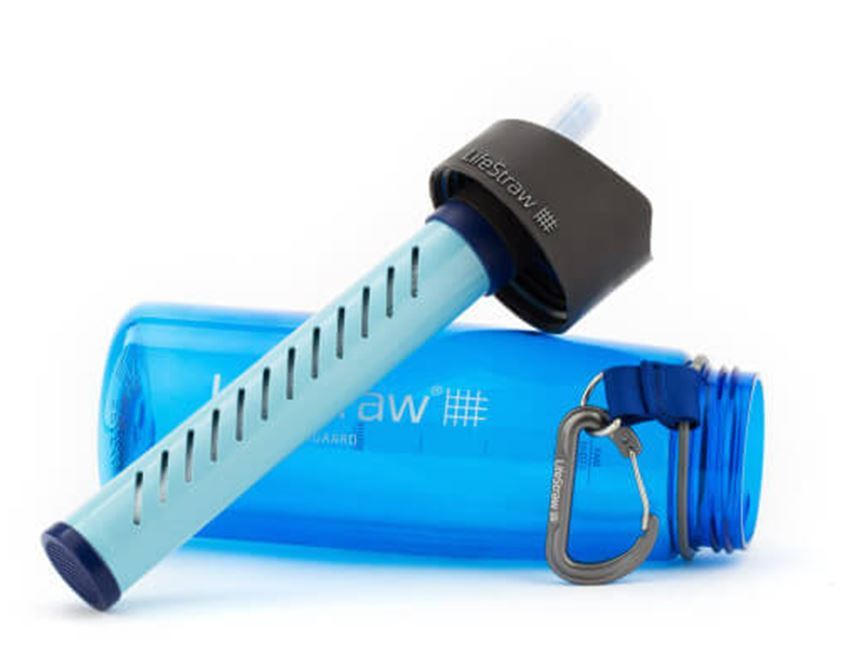 picture of lifestraw go water filter bottle