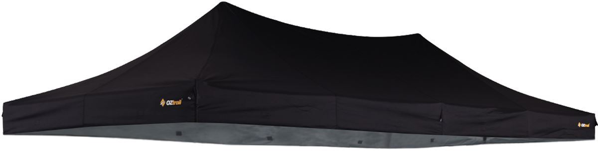 Oztrail Deluxe Pavilion 6x3 Replacement Canopy Black