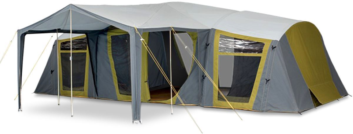 Zempire Delta Force Canvas Air Tent