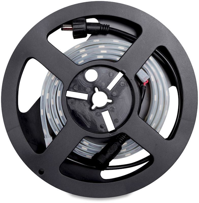 Oztrail 12V LED Strip Light Kit 1m Spool