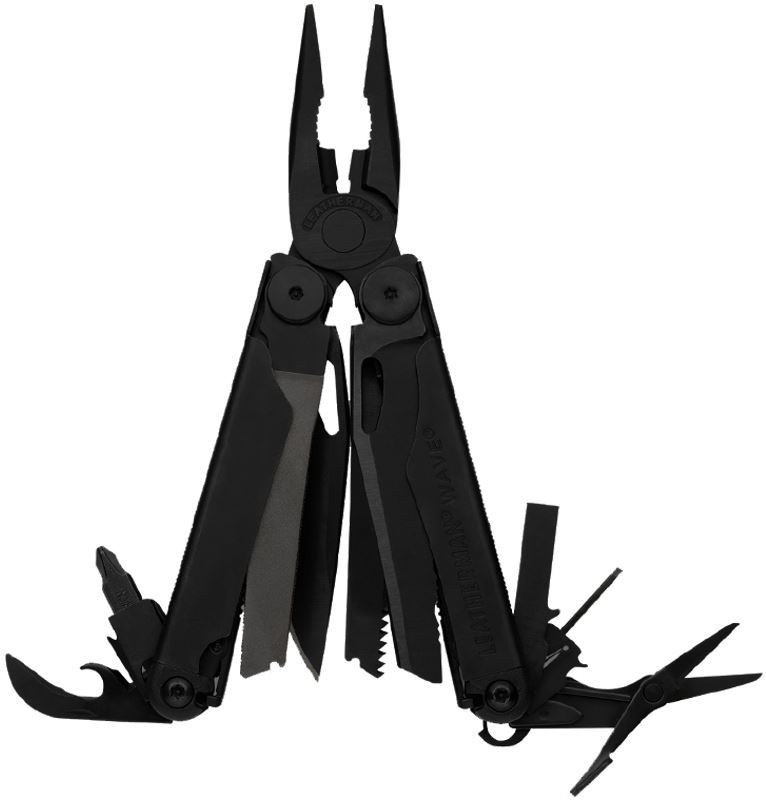Leatherman Wave Black Multitool