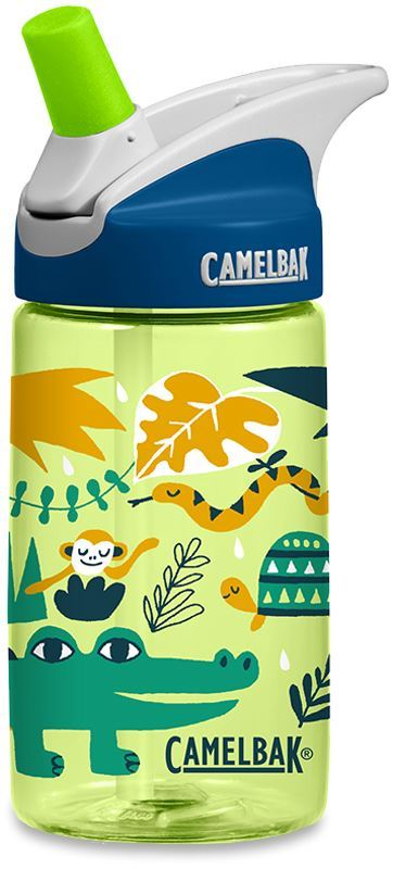 Camelbak Eddy Kids Bottle Jungle Animals