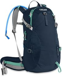 Camelbak Sequoia 18 Navy Blazer Mint Green