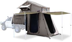 Darche Panorama 2 Rooftop Tent Plus Annex