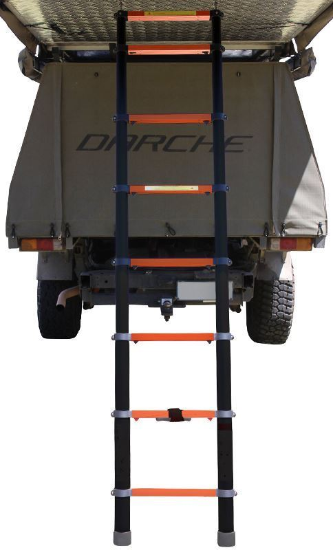 Darche Panorama 2 Rooftop Tent Ladder
