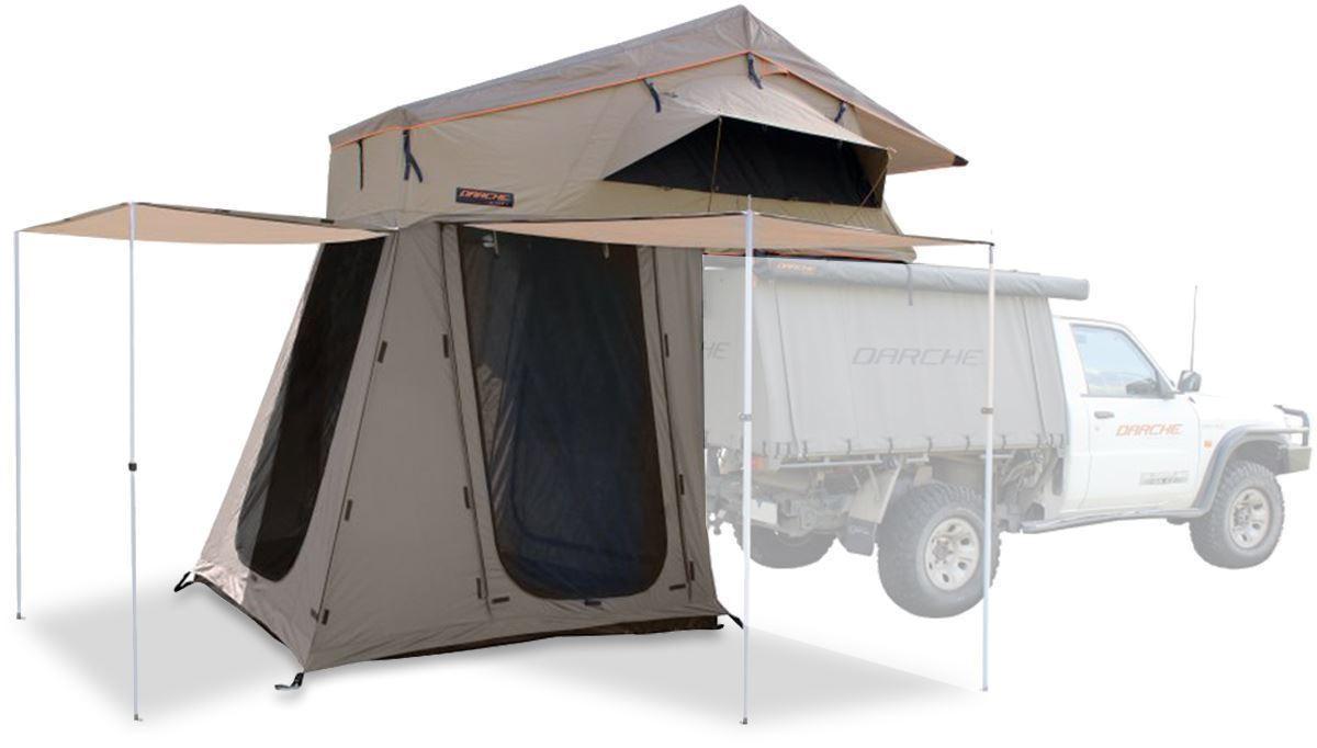 Darche Hi-View Gen 2 Rooftop Tent & Annex