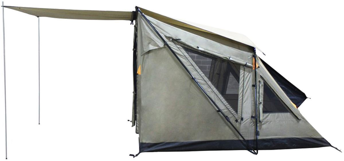 Darche Xtender 2 Awning Tent Side