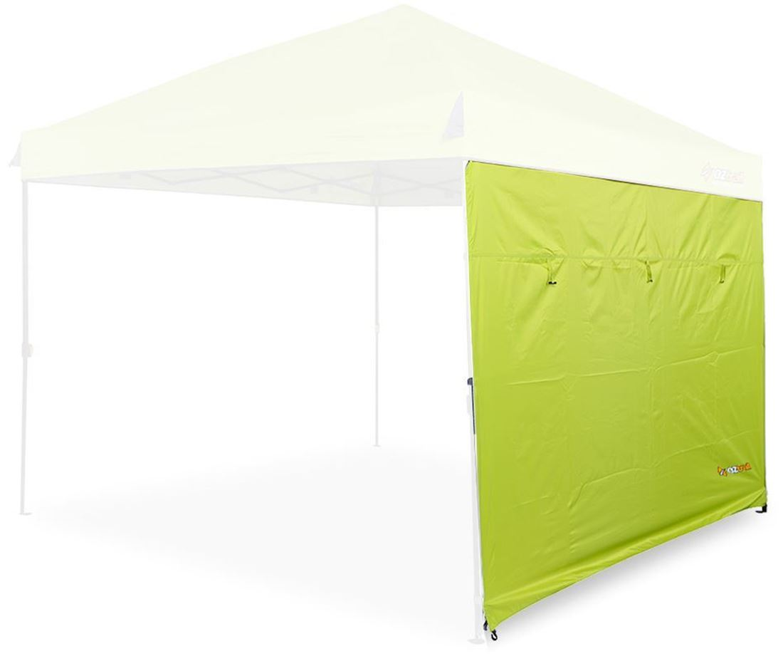 Oztrail Fiesta Gazebo Solid Wall Lime Crush