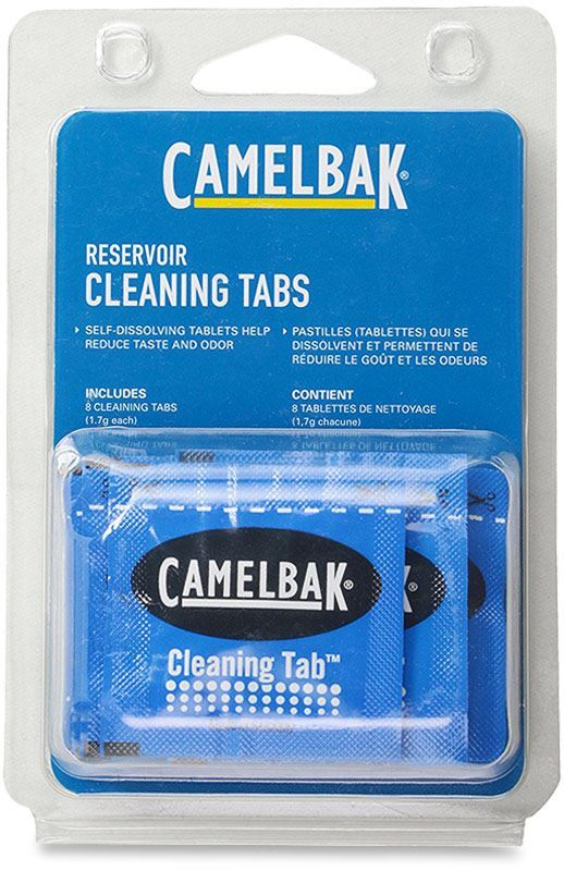 Camelbak Bladder Cleaning Tabs