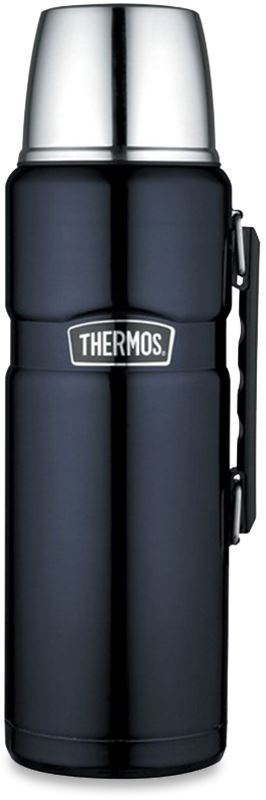 Thermos Stainless King Insulated 2L Flask Midnight