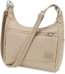 Pacsafe Citysafe CS100 Handbag Almond